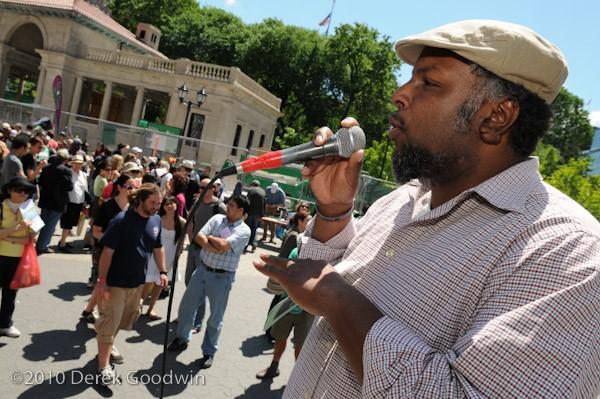 Veggie Pride Parade | Speaker