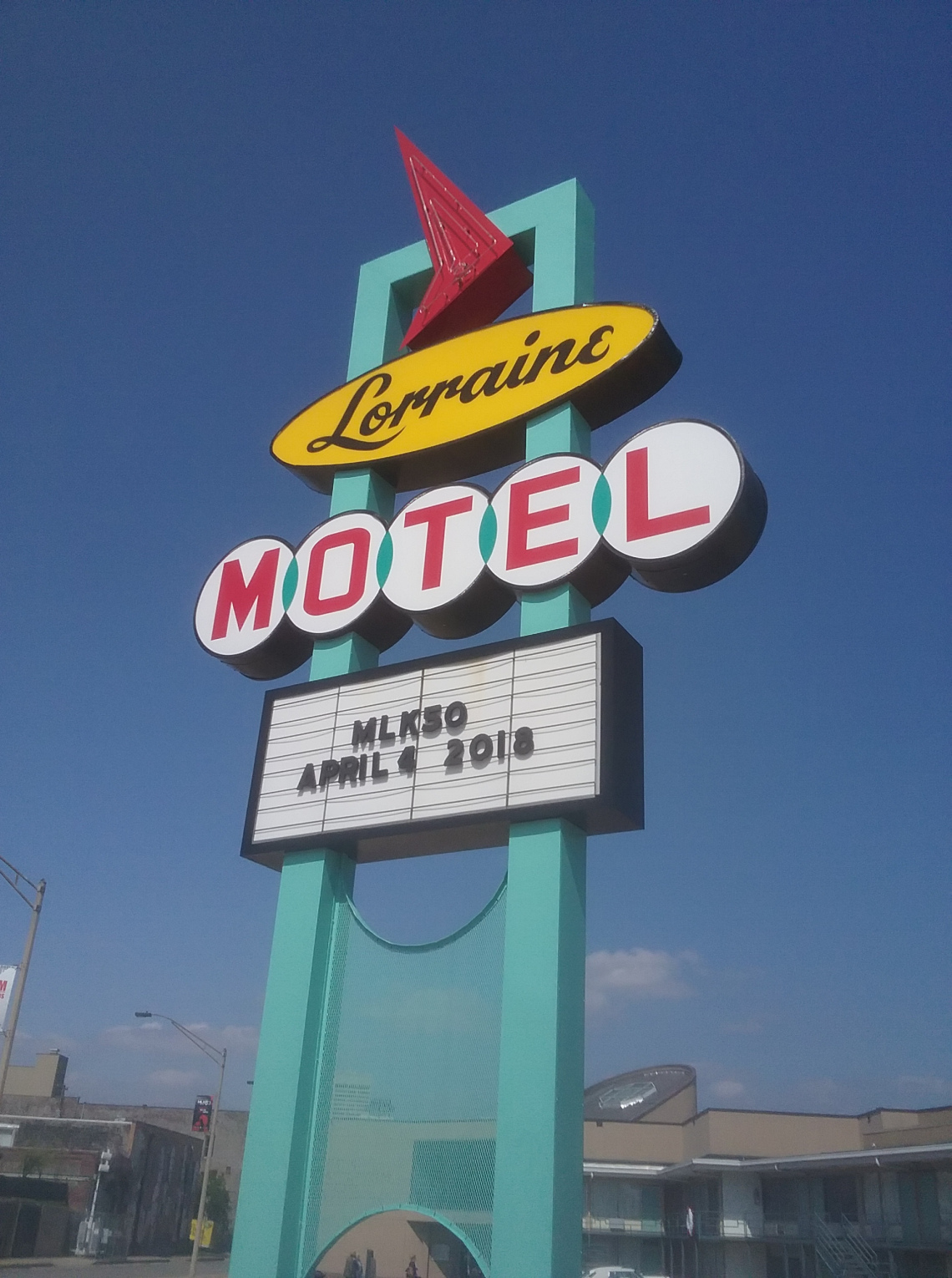 National Civil Rights Museum | Lorraine Motel | MLK 50 | Memphis, Tennessee