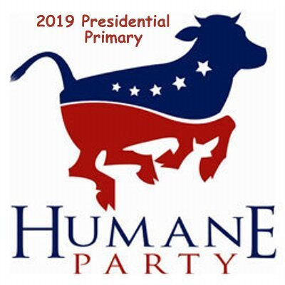 Earth Day, Humane Party 10-year Anniversary and Inaugural Presidential Primary