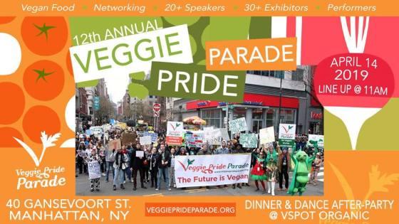 Veggie Pride Parade